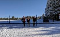 Zimní příprava - běžky